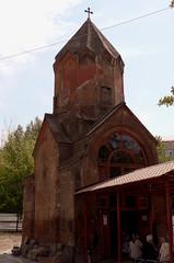Little Church Downtown (elis33442) Tags: church armenia yerevan