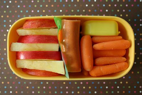 Preschooler Bento #72: September 24, 2008