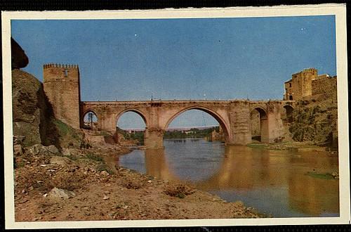 Puente de San Martín en 1958