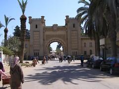 044- desde el paso a nivel (miguel ksarkebir) Tags: el morocco maroc alcazar marruecos ksar kebir       alcazarquivir  ksarkebir