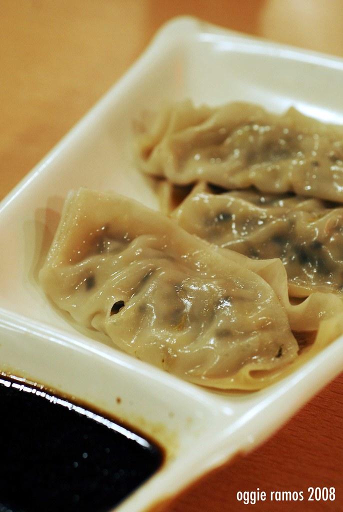 Gyoza Dumplings (Php 30/ 3pcs)