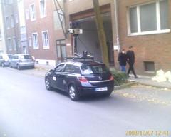 Streetview Aachen
