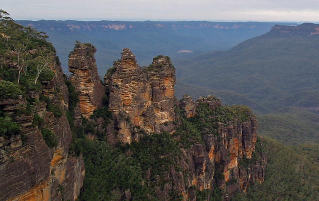 Three Sisters - Blue Mountains - Katoomba
