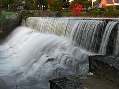 Step Falls Clear Water Pond (jbmikmaq) Tags: kartpostal bej abigfave goldstaraward