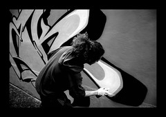 Fill it (hulakan) Tags: street portrait muro art beauty field wall contrast writing torino lights graffiti nikon strada artist spray depthoffield tots writer halloffame luci tot turin colori ritratto depth masterpiece paok contrasto murata profilo pezzo profondit topoftorino theoriginalteam d40x hulakan