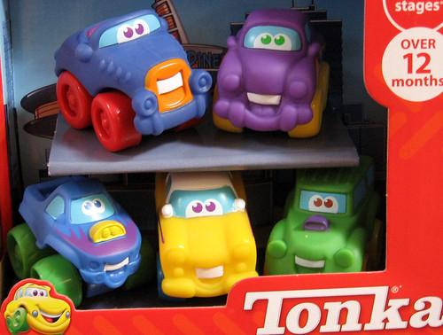 Tonka Wheel Pals Crusin' Pals