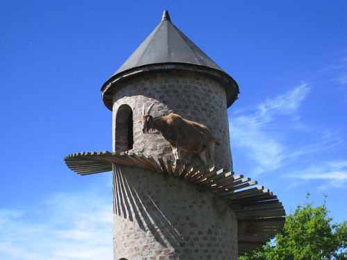 The Fairview Goat Tower