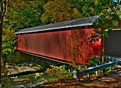 Covered Bridge McConnells Mill