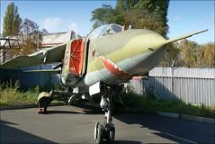 Mig-23U/Flogger C/ (Hansmannn) Tags: fighter jet flogger jetplane mig gurevich mikoyan mig23u