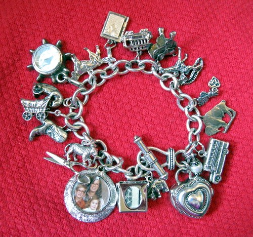 Charm Bracelet ~ I'll Show You Mine if You'll Show Me Yours