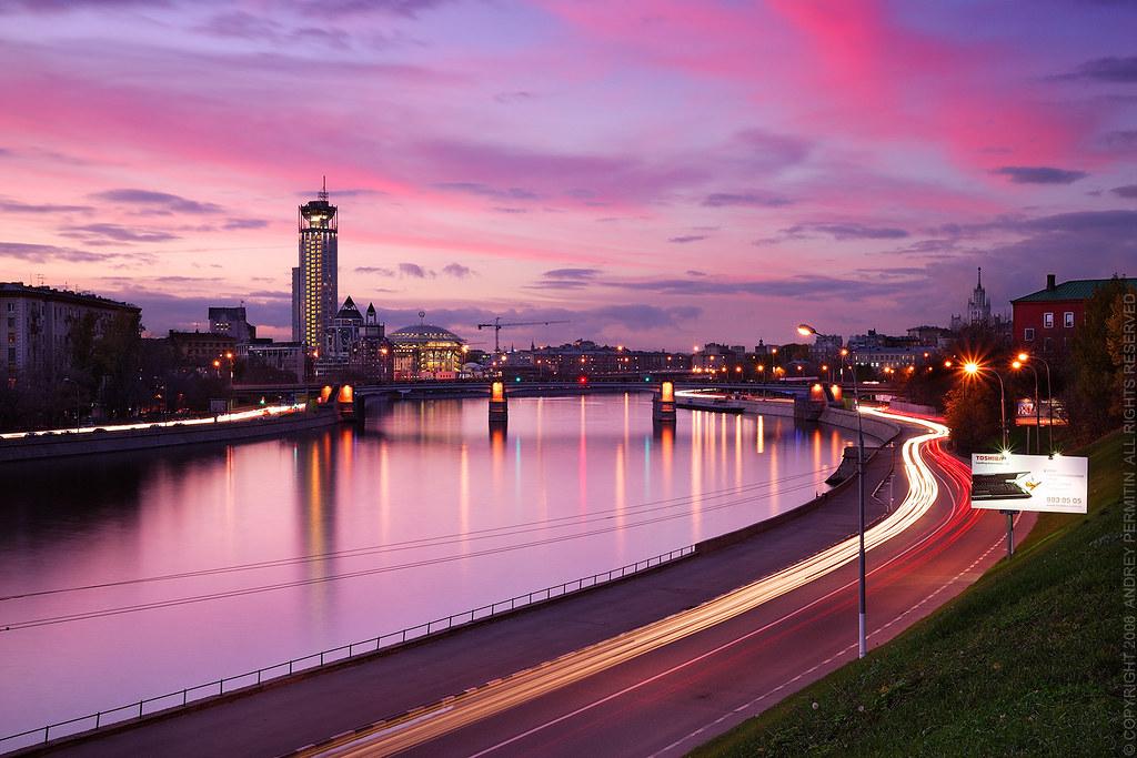 美丽的莫斯科夜景您觉得迷人吗?(组图)  - 高山松 - gaoshansong.good 的博客