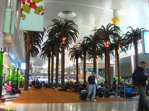 Dubai International Airport 3
