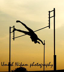 (umesh nikam) Tags: longexposure light orange india motion black art sports nature beauty backlight youth photography faces action creative picture games explore international lovely silhoutte naturesfinest commenwealth ppdec08core ppexhibitiondec2008 intreastingness