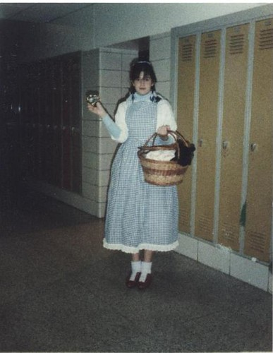 me as dorothy 1989