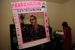 And again! (Accidents Will Happen) Tags: halloween costume 2008 october31 perezhilton perezhiltoncom