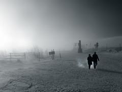 11285951 (Meyer Felix) Tags: schnee winter wind blizzard kalt heiligabend erzgebirge fichtelberg