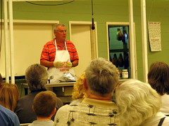 100 Things to see at the fair #93: Country Ham demonstration