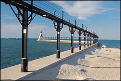 Michigan City Catwalk