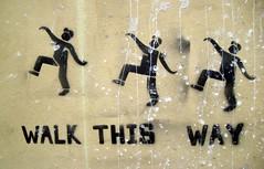 Florence graffitti
