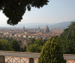 Florence from Al Monte (profzucker) Tags: florenceview
