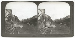 Ruined Warehouses, Lower King St, Kingston, Jamaica (The Caribbean Photo Archive) Tags: earthquake kingston jamaica damage caribbean warehouses 1907 lowerkingst