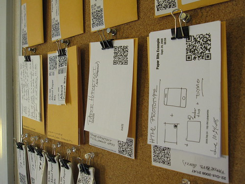 Paper Bits sketches