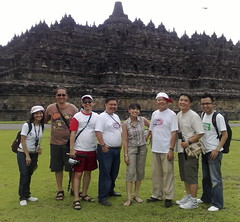 Road Trip 2: Yogyakarta Day 8, nine steps to nirvana at Borobudur