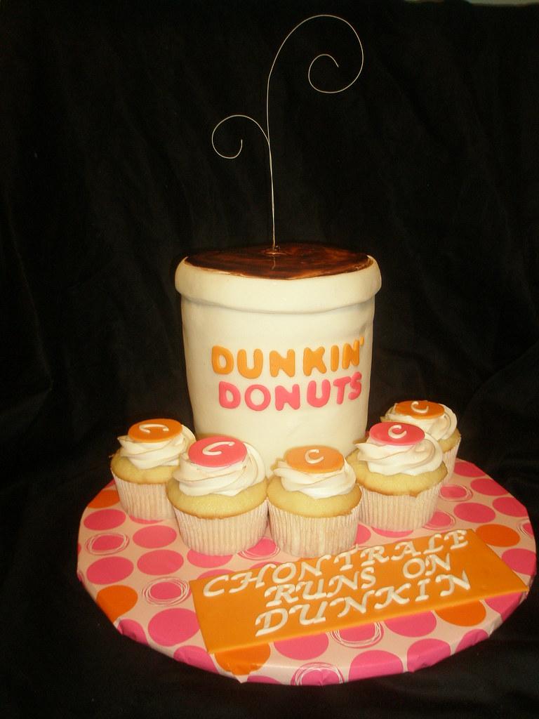 Chontrale Runs On Dunkin'
