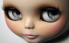 Sweet Caroline (erregiro) Tags: pink nose eyes doll lashes sweet smooth makeup lips carve blythe mold custom encore sbl fleckles erregiro primadolly ashlette