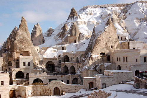 Fairy Chimney Hotel in Göreme ll / Curious Expeditions