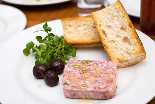 Terrine Recipes Pork Pork And Duck Terrine
