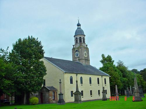 Old High Kirk, Kilmarnock
