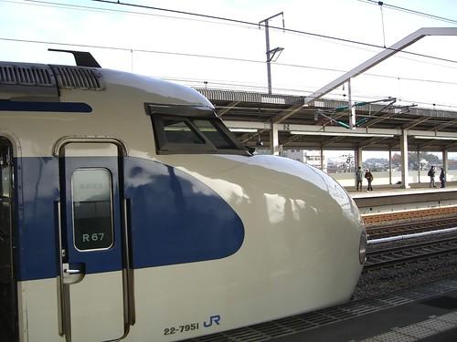"""0系新幹線こだま/0 Series Shinkansen """"Kodama"""""""