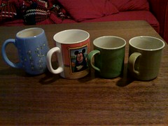 Misc mugs (smperris) Tags: freecycle