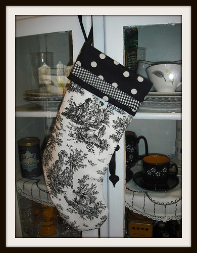 toile stocking