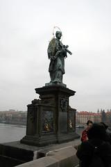 Johannes von Nepomuk Statue
