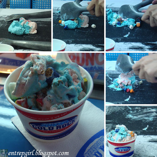 Cold Rock collage 2