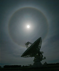 ATCA Moon Halo
