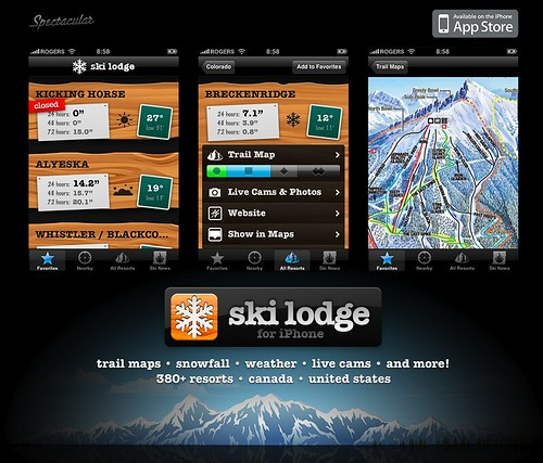 Ski Lodge (for iPhone)