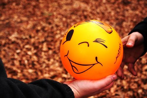 smile sharing