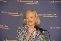 Former eBay CEO and President Meg Whitman