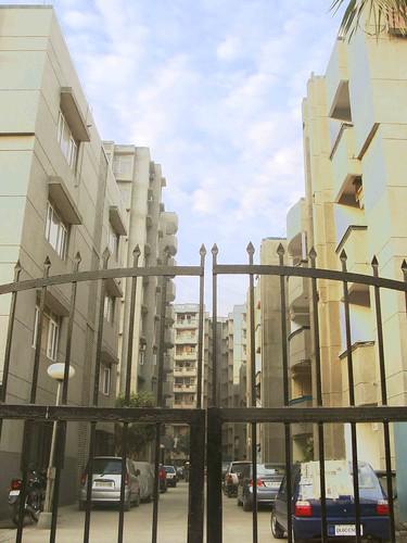 Gated Delhi