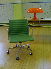Eames chair arrived