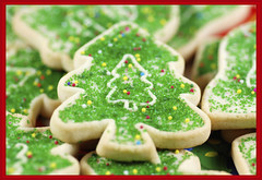 Galletas De Navidad (Juan Antonio Garza Lozano) Tags: christmas trip travel color verde green photography navidad nikon texas mission 2007 southtexas riograndevalley rgv garza travelphotography galleta d80 missiontexas juangarza