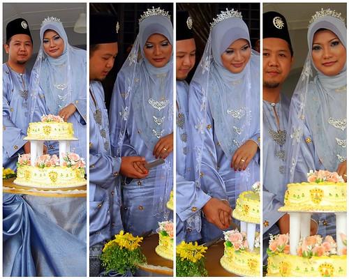 Cake Cutting Ceremony @ Johor Bahru