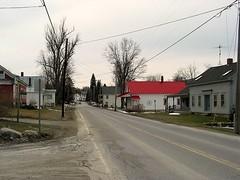 Starksboro street (by: Jared & Corin, creative commons license)