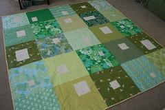 Green Wonder Quilt