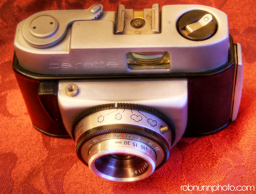 Beirette Viewfinder Film Camera