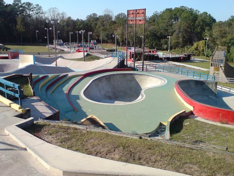 3298508506 0a7cc90d87 o 10 Arena Skateboard Yang Super Keren