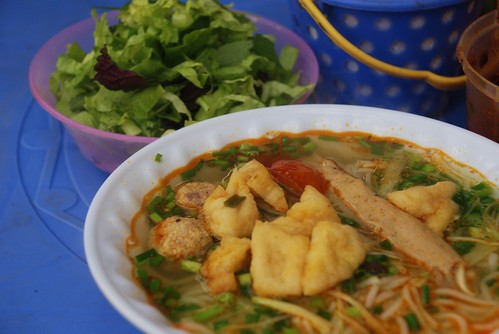 southern style fish noodle soup